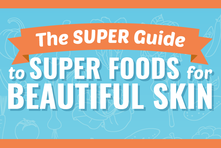 Super Foods for Beautiful Skin
