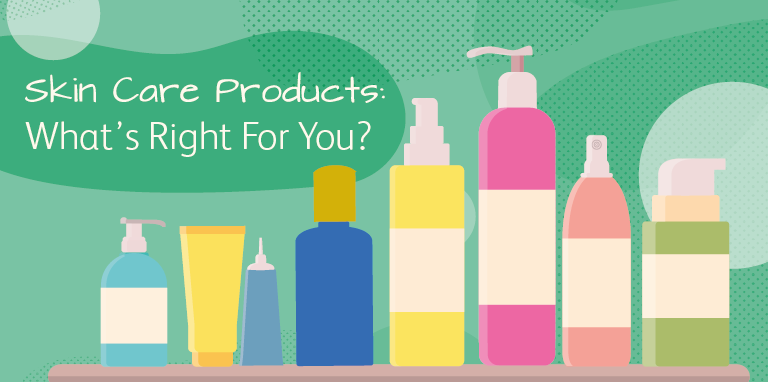 Skin Care Products to Use