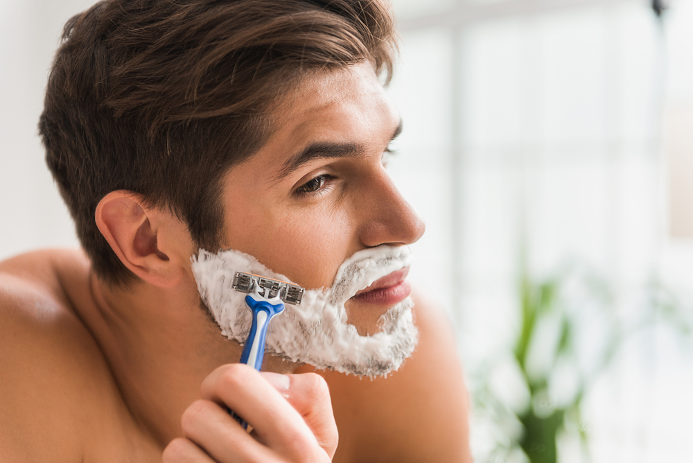 5 shaving tips to prevent ingrown hairs on your face tend skin blog. Black Bedroom Furniture Sets. Home Design Ideas