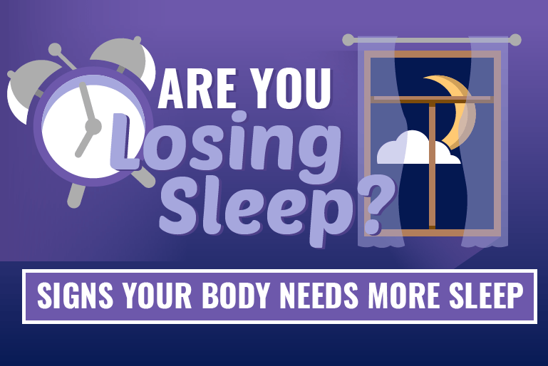 are you losing sleep?
